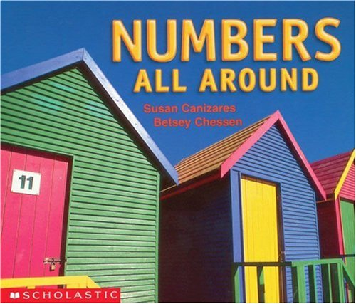 Numbers All Around (Emergent Readers)