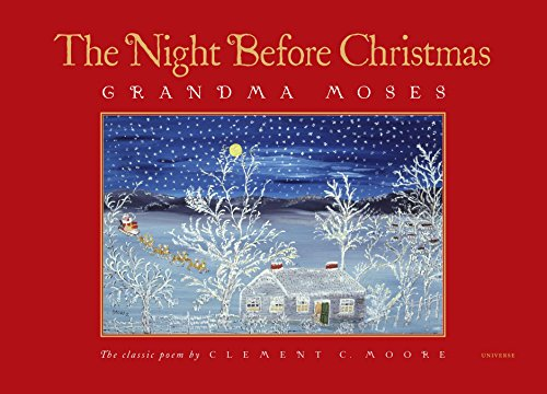 The Night Before Christmas (Grandma Moses Christmas Cards)