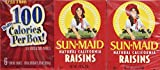 Sun Maid Raisins Mini Boxes-Natural California-1 Oz-6 Count-2 Pack