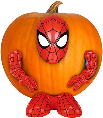 Marvel Pumpkin Push-Ins, The Ultimate Spider-man -