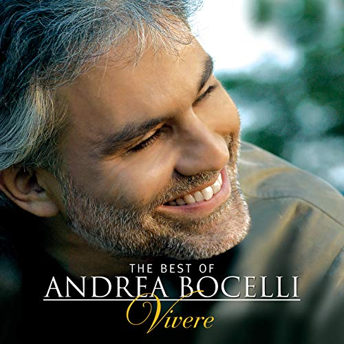 - The Best of Andrea Bocelli - 'Vivere'