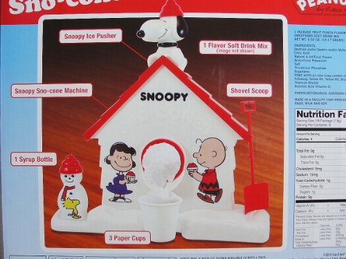 The-Original-Snoopy-Sno-cone-Machine