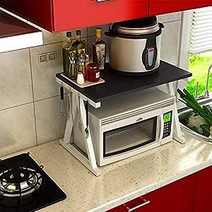 Estante de cocina Estante de horno microondas Industrial for ...