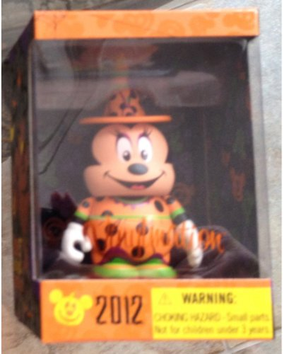 Disney 3 in Vinylmation Minnie Mouse Witch Halloween NEW ()