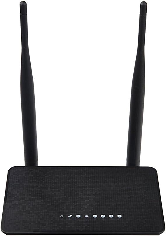 Mini antena externa dual 300Mbps Extensor inalámbrico del ...