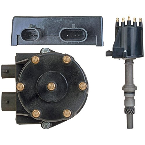 Parts Player New Distributor For GM V6 2.8 & 3.1 Fuel Injected 1985-1992 Chevy Pontiac Olds