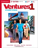 img - for Ventures Level 1 Student's Book with Audio CD book / textbook / text book