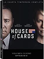 House Of Cards - Temporada 4 [DVD]