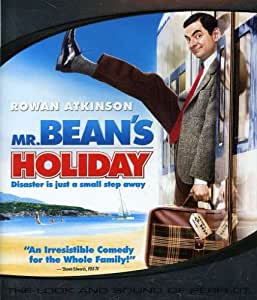 Mr. Bean's Vacation [Reino Unido] [HD DVD]