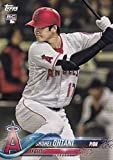 Best Rookie Cards - 2018 Topps Shohei Ohtani Rookie Card Los Angeles Review