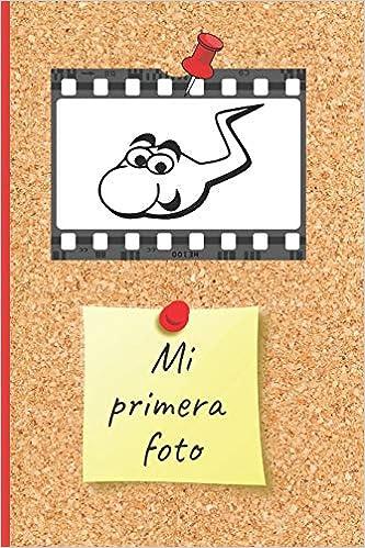 Amazon.com: MI PRIMERA FOTO: CUADERNO 6
