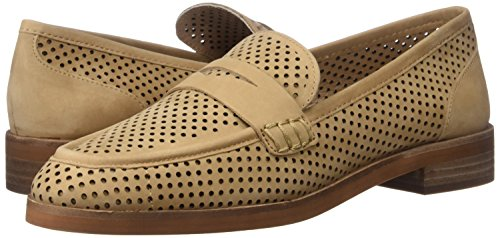 Vince Camuto Womens Kanta Loafer Flat Praire Sand