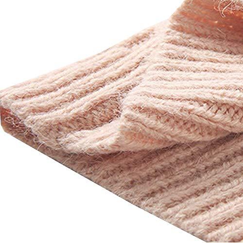 Rosa Battercake Manica Casual Tasche Elegante Anteriori Lunghi Monocromo Cardigan Autunno Imbottita Di Donne Invernali Lunga Maglioni Giaccone Donna Outdoor Casuale Maglie Moda SwB41