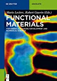 img - for Functional Materials: For Energy, Sustainable Development and Biomedical Sciences (De Gruyter Textbook) book / textbook / text book