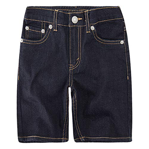 - Levi's Boys' Toddler 511 Slim Fit Denim Shorts, Rinse, 4T