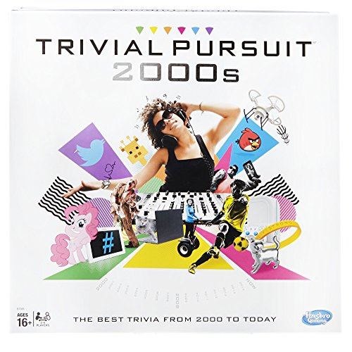 Trivial Pursuit: 2000s Edition Game by Hasbro Gaming