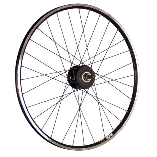 Taylor Wheels 28inch bike rear wheel A319 ALFINE 8-speed Disc black 32 holes