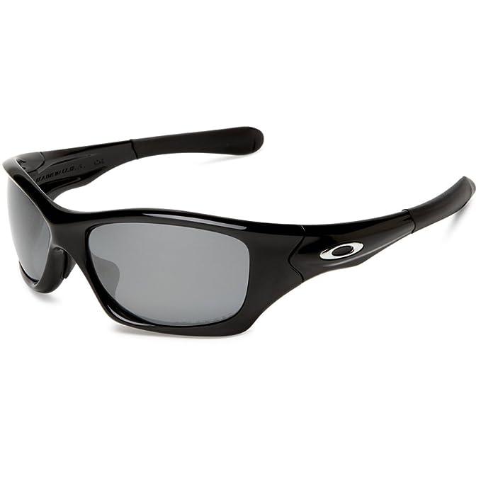 0d3fb83fba Oakley Gafas de sol Para Hombre Pit Bull OO9127-912706  Negro pulido  Amazon .es  Ropa y accesorios