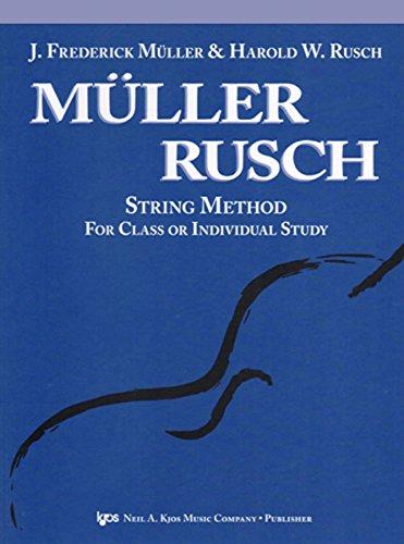 Muller Rusch String Method Book (54CO - Muller Rusch String Method - Book 4 -)
