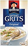 Quaker Instant Grits Original, 12-Count Boxes (Pack of 12) Review