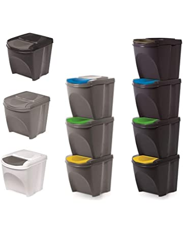 Amazon.co.uk: Indoor Recycling Bins: Home & Kitchen