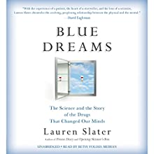 Blue Dreams Audiobook by Lauren Slater Narrated by Betsy Foldes Meiman