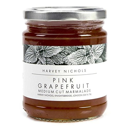 Harvey Nichols Pink Grapefruit Medium Cut Marmalade 340g