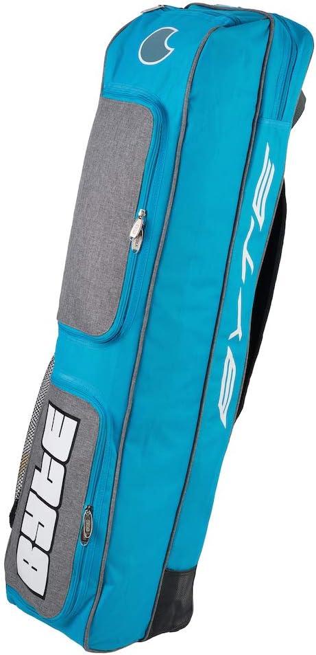 Byte SX Field Hockey Stick Bag Cyan Grey : Sports & Outdoors