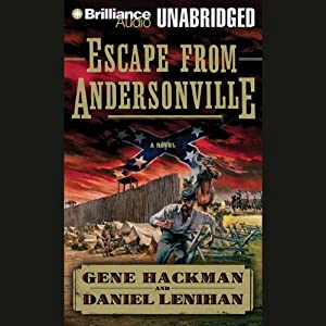 Escape from Andersonville Audiobook