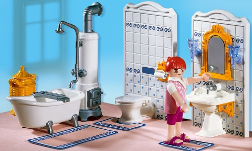 Amazon.de:PLAYMOBIL® 5318   Badezimmer Mit Wanne