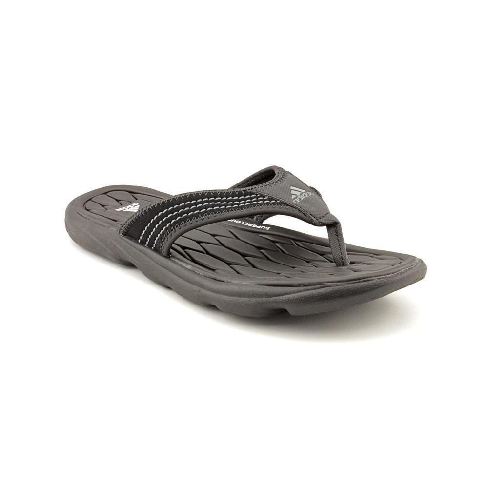 eea5a014a Adidas Raggmo Mens Black Thongs Sandals Shoes Size UK 5.5  Amazon.co.uk  Shoes    Bags