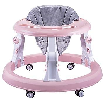 FLWVDFG Andador Bebés, Andador De Actividad Plegable Ajustable En ...