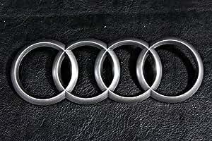 Amazon Com Genuine Engine Cover Emblem Logo Audi A1 A3 A4