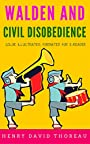 Walden And Civil Disobedience: Color Illustrated, Formatted for E-Readers (Unabridged Version)