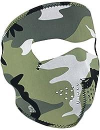 WNFM202 Neoprene Full Face Mask, Urban Camo