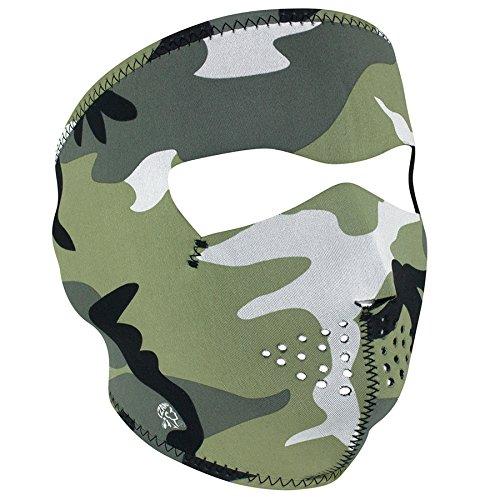 Zanheadgear WNFM202 Neoprene Full Face Mask, Urban Camo