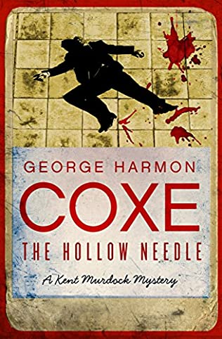 book cover of The Hollow Needle