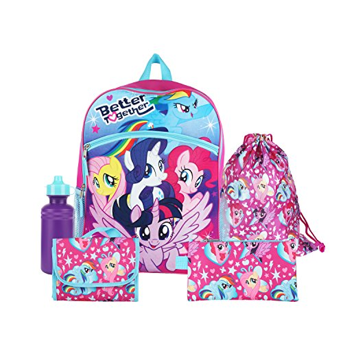 Hasbro My Little Pony Pink and Purple 16