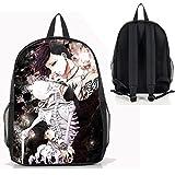 Dreamcosplay Anime Tokyo Ghoul Kaneki Ken Backpack Teenagers Package Cosplay