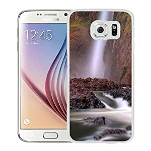Falls National Park Queensland Australia (2) Hard Plastic Samsung Galaxy S6 G9200 Protective Phone Case