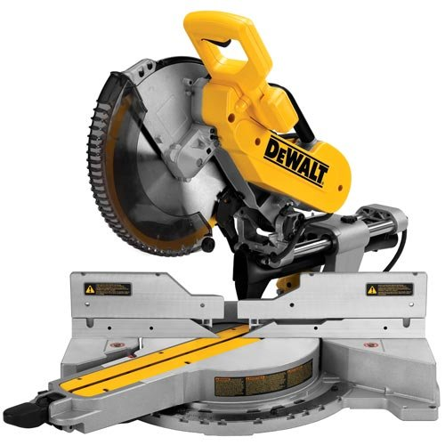 DEWALT DWS782 12-inch Slide Compound Miter Saw Review