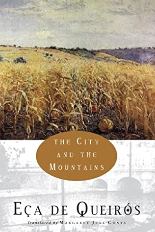 book cover of The City and the Mountains