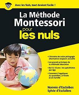 Amazon Com La Methode Montessori Pour Les Nuls Grand
