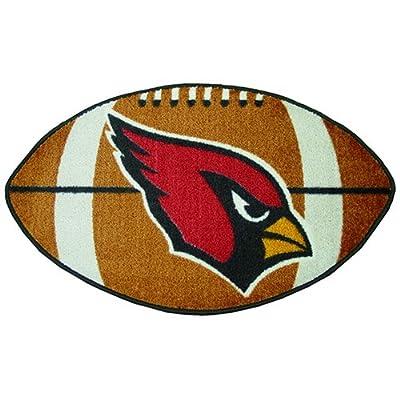 Fanmats Arizona Cardinals Team Football Mat