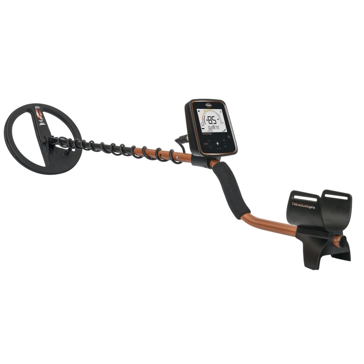 Amazon.com : Whites TreasurePRO Metal Detector 10
