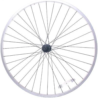 Frente 66,04 cm valerosamente rueda, aleación de plata de la ...