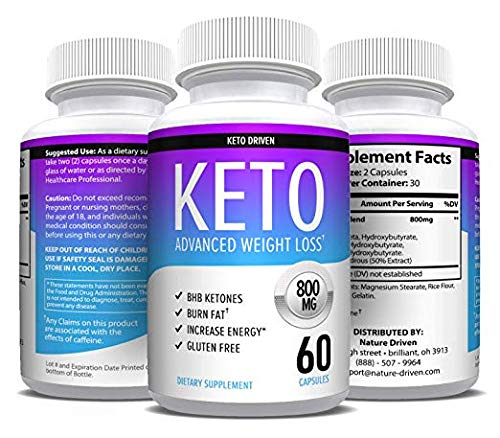 Keto Pills from Shark Tank – Weight Loss Supplements to ...