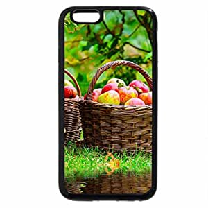 iPhone 6S Plus Case, iPhone 6 Plus Case, Coffee ,flowers and fruits