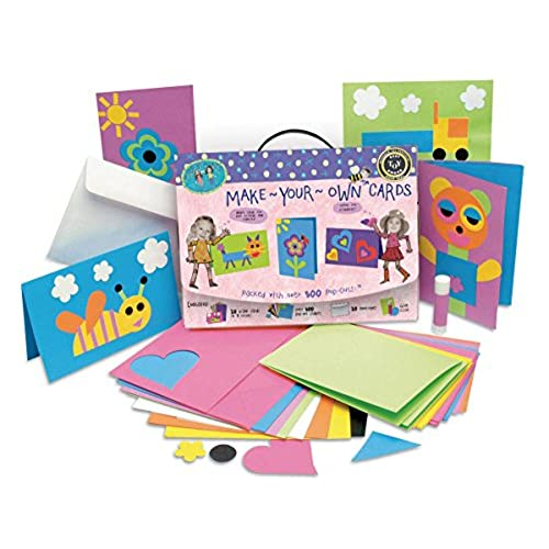 Make it yourself kits for kids amazon made by hands make your own cards solutioingenieria Gallery