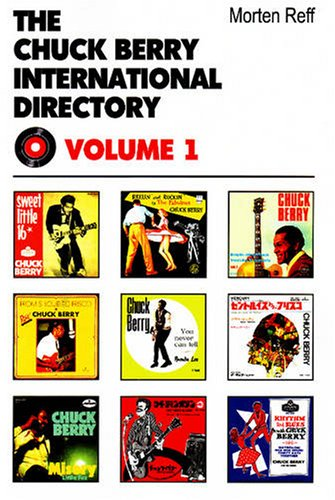 Download CHUCK BERRY INTERNATIONAL DIRECTORY, VOLUME 1 (v. 1) PDF